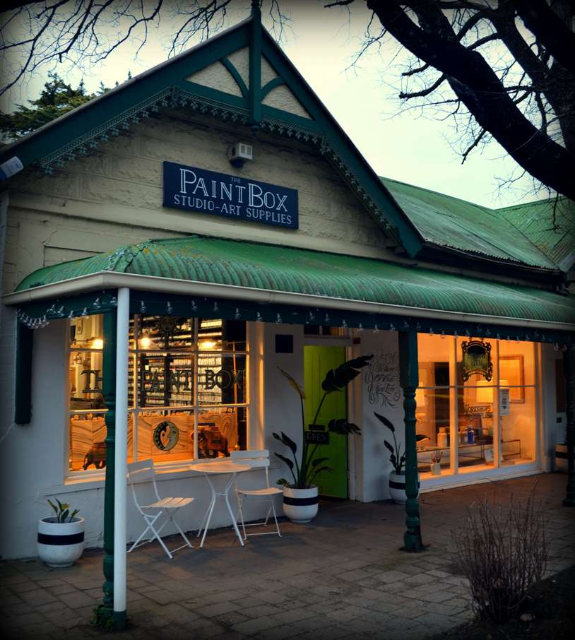 The PaintBox - Art Studio in Hahndorf